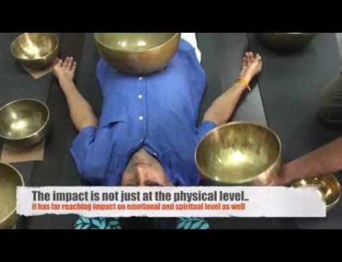 Sound Practitioner Certification using Singing Bowls (Dec 18, A'bad, India)