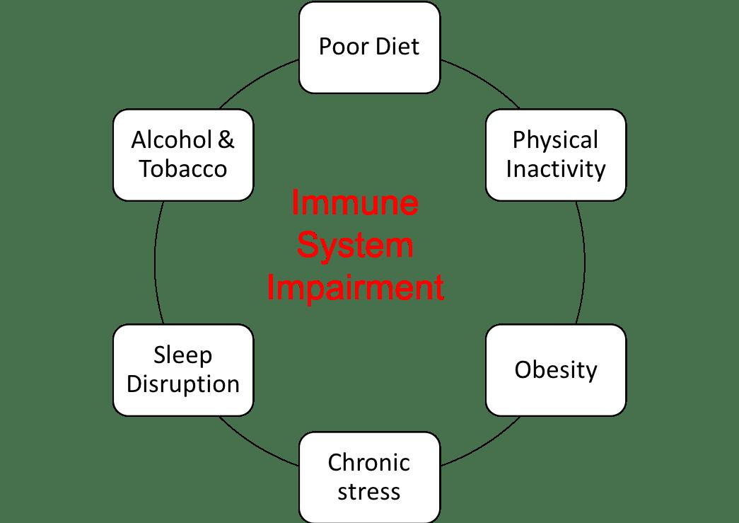 immune system risk factors