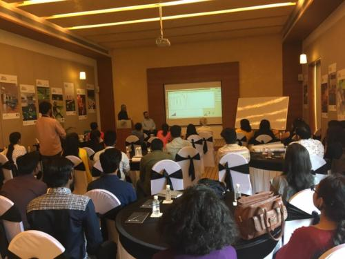 Emotions and Energy workshop at Kensville Golf and Country Club