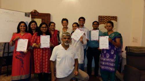 Hypnotherapy Level 2 batch