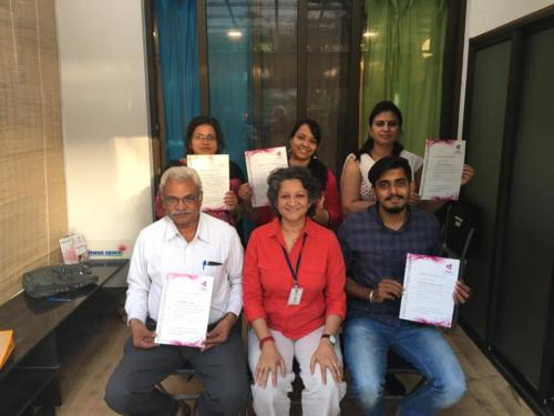 Level 1 batch of Integrated Clinical Hypnotherapy