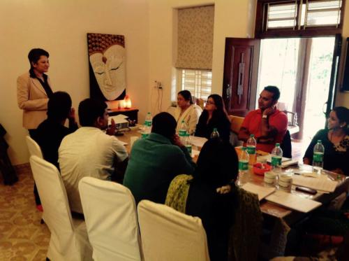 Level 1 of Integrated Hypnotherapy batch 2015
