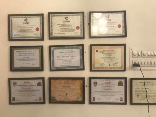 Our Certifications - 1